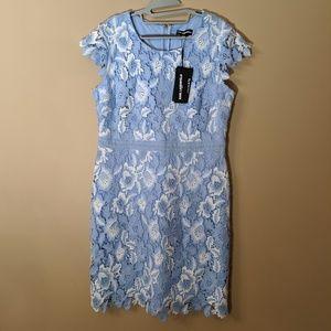 NWT- Karl Lagerfeld Lace Dress